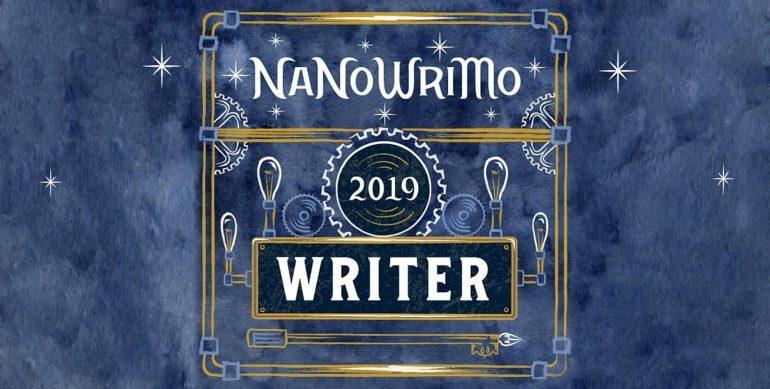 NaNoWriMo 2019
