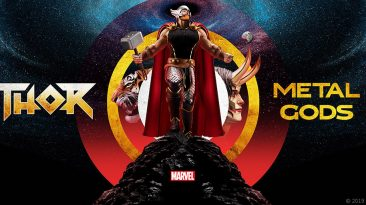 THOR: METAL GODS from Serial Box and Marvel