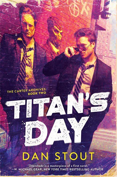 Titan's Day by Dan Stout