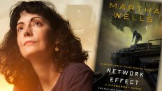 Martha Wells, Network Effect (The MurderBot Diaries) author