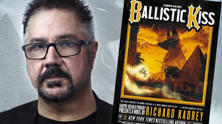 Richard Kadrey —BALLISTIC KISS author