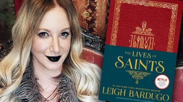 Leigh Bardugo, THE LIVES OF SAINTS