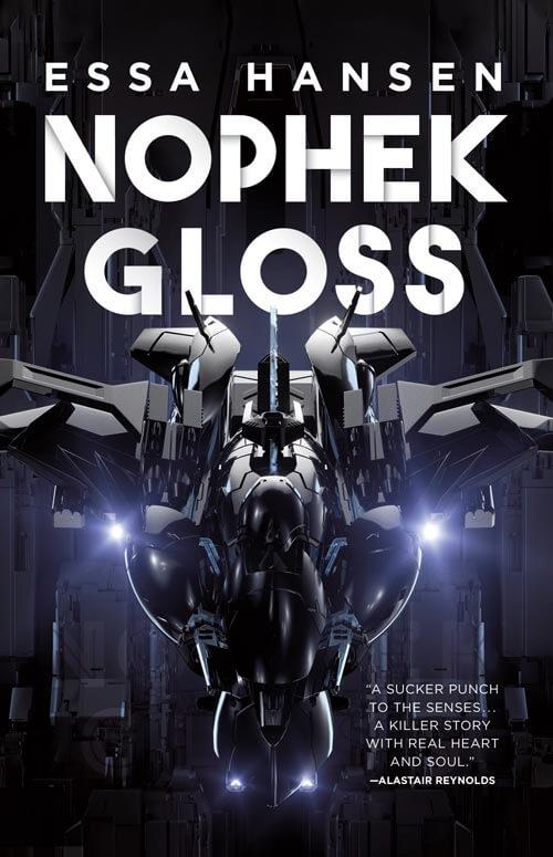 Book Cover: Nophek Gloss by Essa Hansen