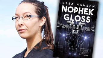 Essan Hansen, NOPHEK GLOSS author