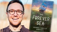 Joshua Phillip Johnson, author of THE FOREVER SEA (DAW Books)