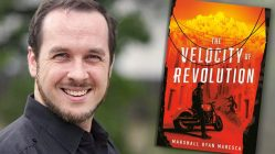 Marshall Ryan Maresca, THE VELOCITY OF REVOLUTION author