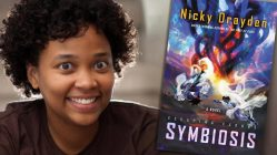 Nicky Drayden, ESCAPING EXODUS: SYMBIOSIS author