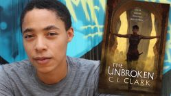 C.L. Clark, THE UNBROKEN author — Fictitious writer interview