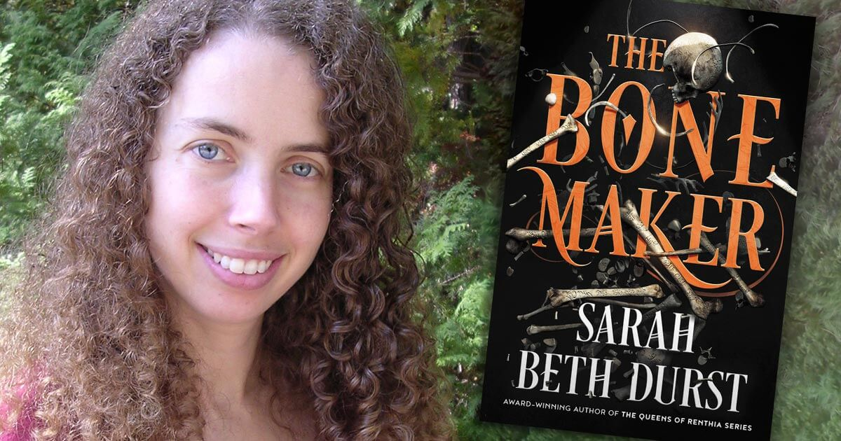 Sarah Beth Durst, THE BONE MAKER author | Fictitious interview