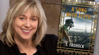 T. Frohock, author of A SONG WITH TEETH and the Los Nefilim dark fantasy series — Fictitious author interview