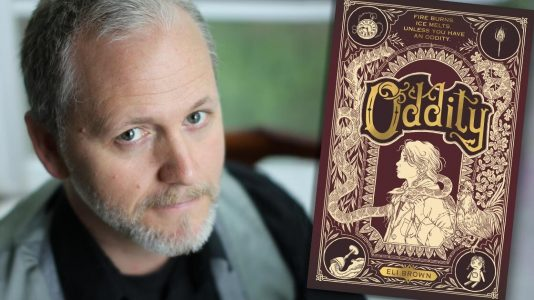 Eli Brown, ODDITY author — Fictitious writer interview