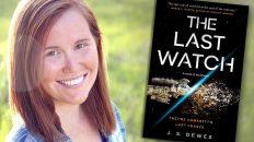 J.S. Dewes, THE LAST WATCH author —Fictitious author interview