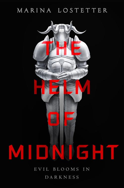 THE HELM OF MIDNIGHT by Marina Lostetter, book cover