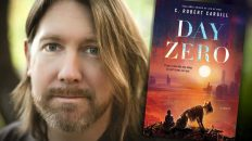 C. Robert Cargill, author of DAY ZERO —Fictitious podcast interview